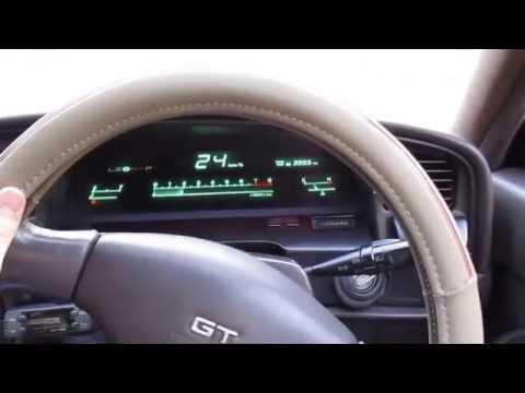 1989 Toyota Mark 2 JDM Import (test drive)