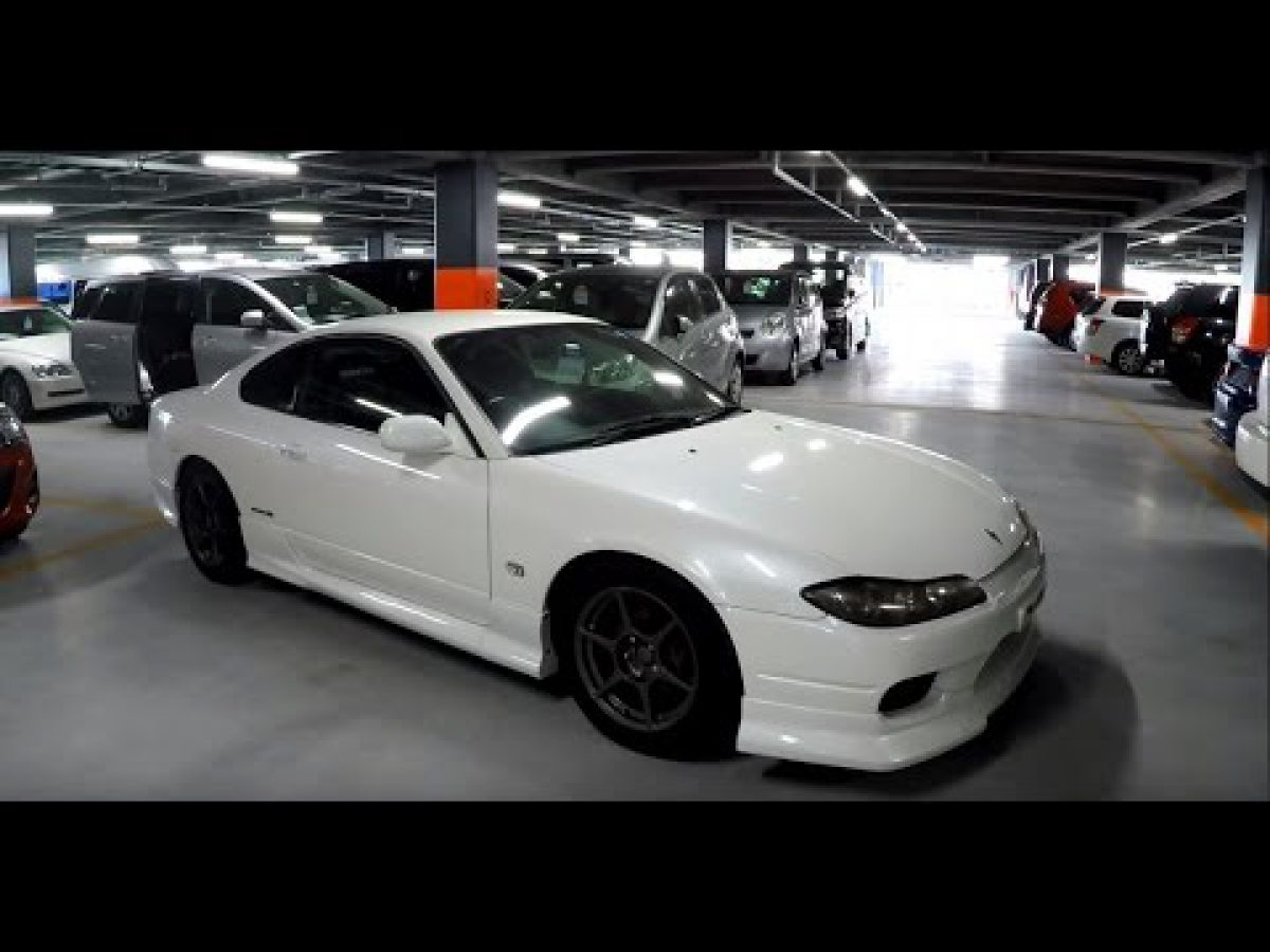 1999 Nissan Silvia S15 Spec R At Japanese Jdm Car Auction Jdm Imports 101