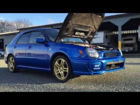 2000 Subaru Impreza STI GGB Hatch Back