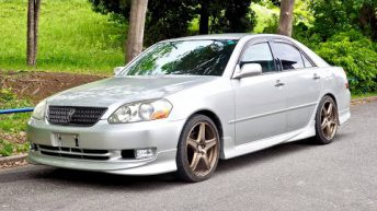 2001 Toyota Mark II iV-R Turbo JZX110 (UK Import) Japan Auction Purchase Review