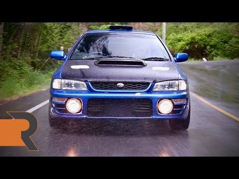 400HP JDM Subaru Impreza STI Type R Version III | The Rumble in the Rainforest