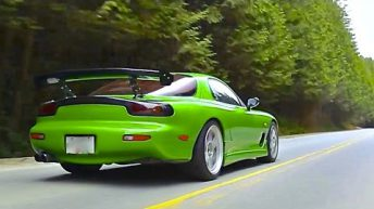 650 HP Monster JDM RX-7 | Waking the Wilderness