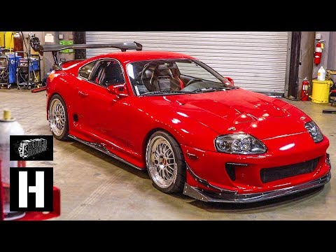 730hp Mk4 Supra - Single Turbo  - JDM Madness