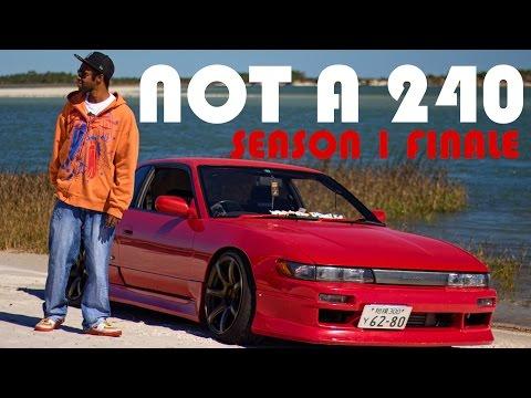 EVERY 240sx Guy is Jealous - S13 Silvia JDM/ SR20 Nissan Finale