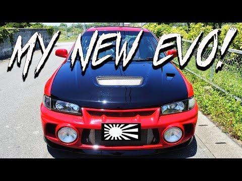 I BOUGHT A JDM MITSUBISHI EVOLUTION IV!