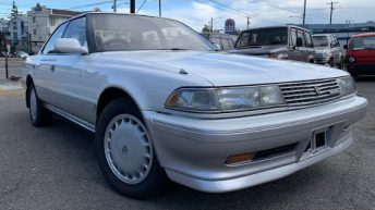 JDM 1988 Toyota Mark II Twin Turbo for sale in Seattle WA