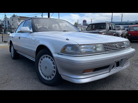 JDM 1988 Toyota Mark II Twin Turbo for sale in Seattle WA