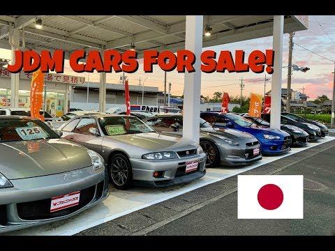 JDM Cars for Sale in Japan   GTR/Supra/GTST!