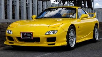 Mazda RX7 for sale JDM EXPO (0073