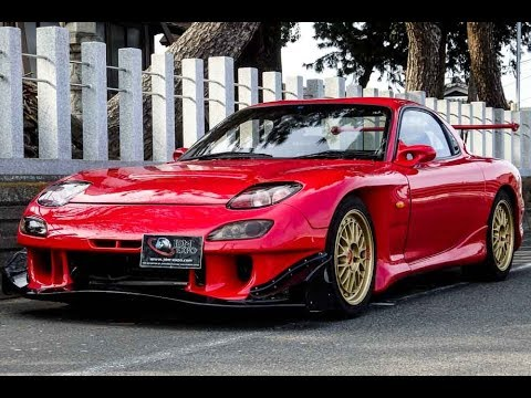 Mazda RX7 for sale JDM EXPO (2314