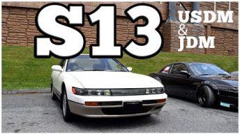Regular Car Reviews: 1989 Nissan S13 Silvia/240SX