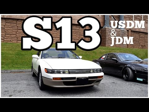Regular Car Reviews: 1989 Nissan S13 Silvia/240SX