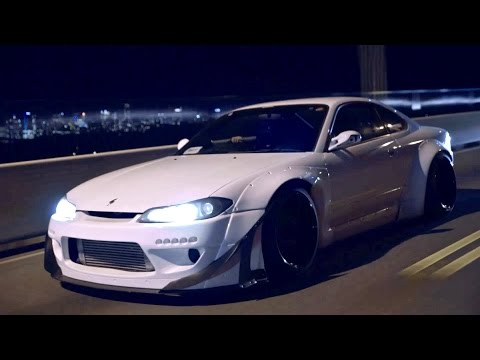 Rocket Bunny S15 Nissan Silvia Takes on Vancouver