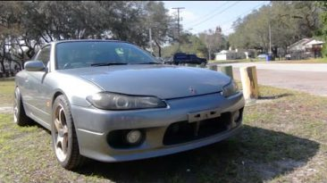 Silvia S15 Review!- Driving RHD in America!