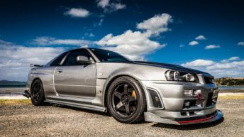 Here's a Tour of a USA-Legal R34 Nissan Skyline GT-R   JDM