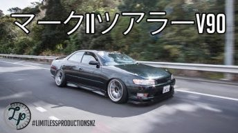 Toyota | Mark II Tourer V JZX90 | Limitless Productions