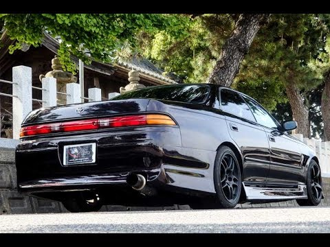 Toyota Mark II Tourer V JZX90 for sale JDM EXPO (6100 FC