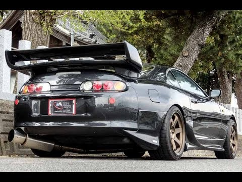 Toyota Supra JZA80 for sale JDM EXPO