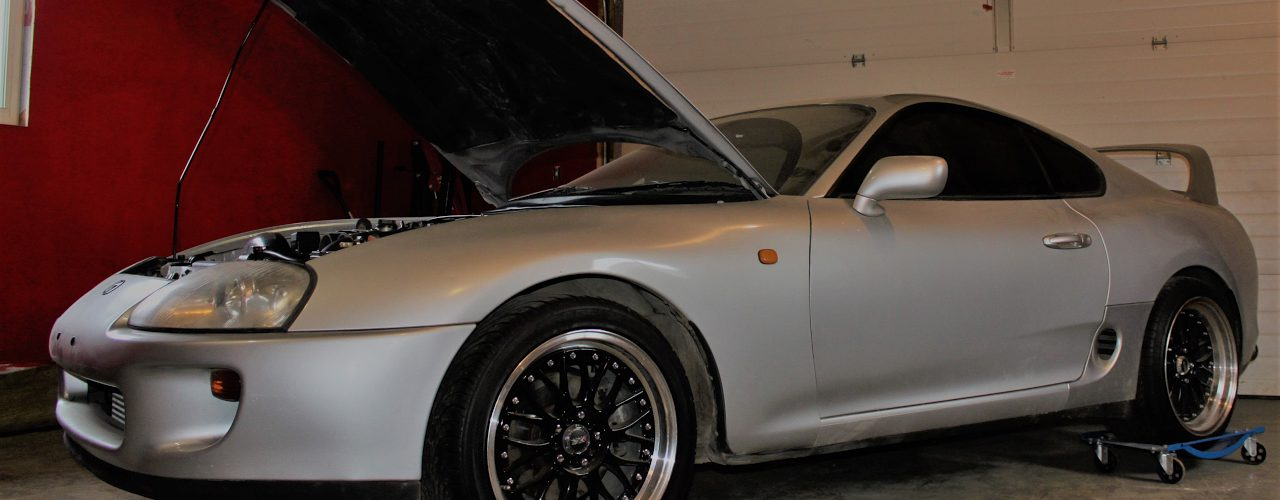 How To Import A Supra For CHEAP