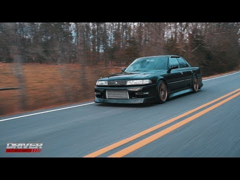JZX81 Toyota 81 Mark II 1JZ-GTE with R154 Chaser Driver Motorsports
