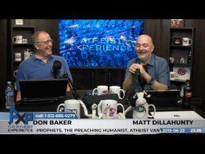 Atheist Experience 23.26 with Matt Dillahunty & Don Baker