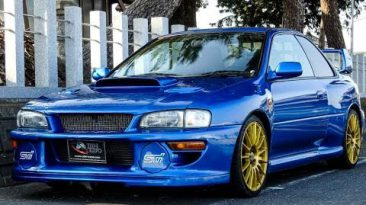 Subaru Impreza 22B STi for sale JDM EXPO