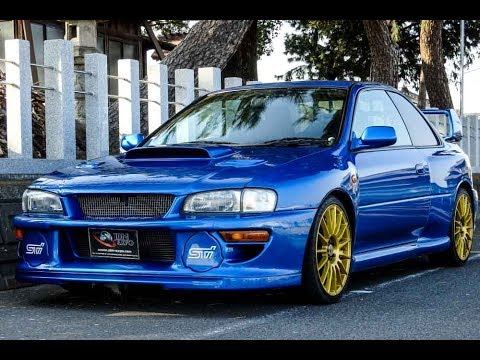 Subaru Impreza 22B STi for sale JDM EXPO