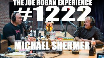 Joe Rogan Experience #1222 - Michael Shermer